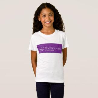 Sept de soeurs filles ensemble néanmoins… T-Shirt