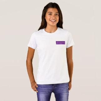 Sept soeurs badine ensemble la chemise avec des t-shirt