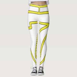 Sept superbes leggings