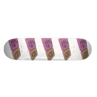 Septembre comme sélénium de Se et platine de pinte Skateboard Customisable