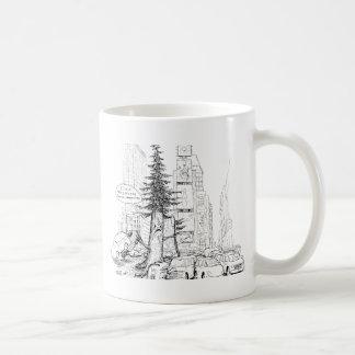 Séquoia de New York Mug