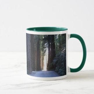 Séquoias magnifiques mug