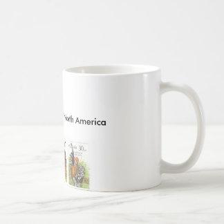 serama-timbres, le Conseil de Serama de l'Amérique Mug