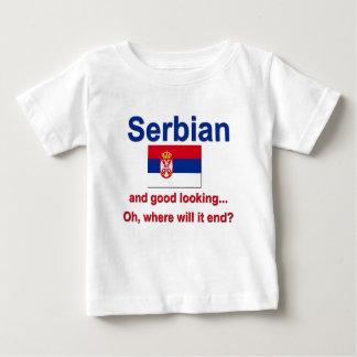 Serbe beau t-shirts
