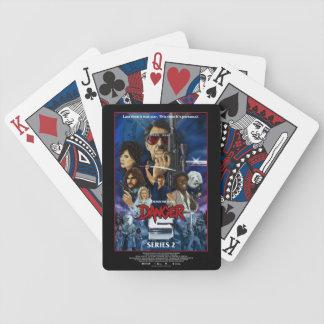 Série D5 2 cartes de jeu de bicyclette Cartes À Jouer