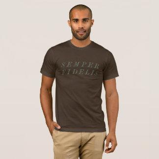 Série de BRAVOURE - CRU de Semper Fidelis T-shirt