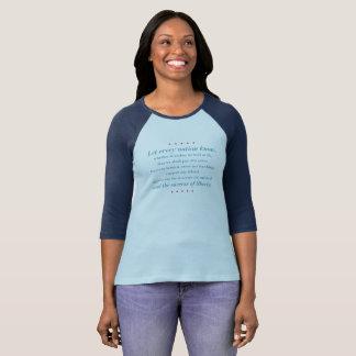 Série de BRAVOURE - faites chaque nation savoir - T-shirt