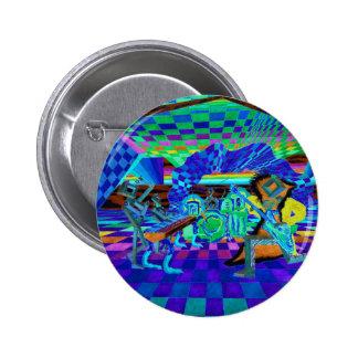 Série de Geometrix de bande de techniciens par Cri Badges