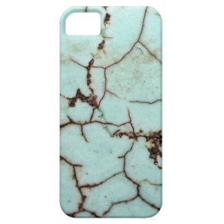 Série de pierre gemme - turquoise fendue étui iPhone 5