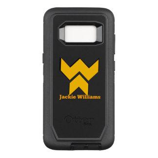 Série Jackie Williams de défenseur de la galaxie Coque Samsung Galaxy S8 Par OtterBox Defender