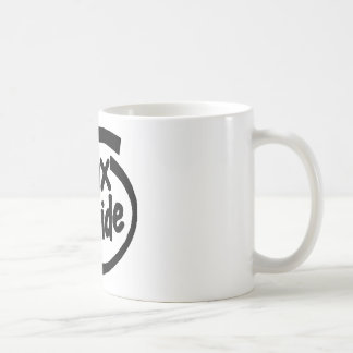 Serie Linux à l'intérieur Mug