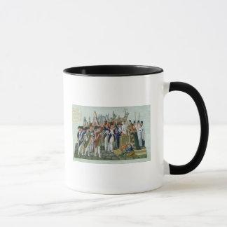 Serment des secteurs, février 1790 mugs