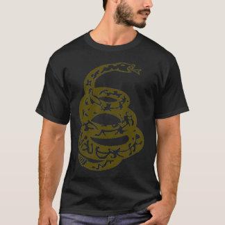 serpent de Gadsden T-shirt