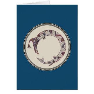 Serpent de l'eau, carte de l'image 19