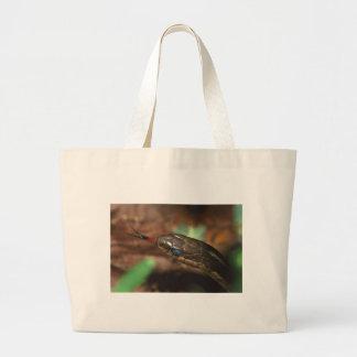 serpent sacs en toile