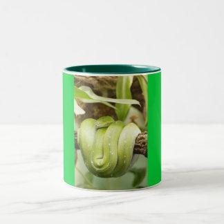 serpent tasses à café