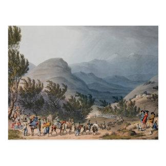 Serra De Estrella ou De Neve Carte Postale