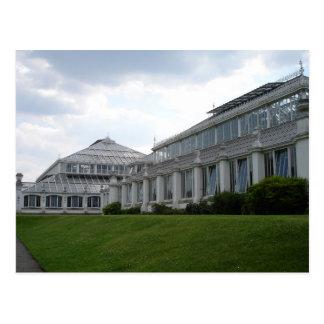 Serre chaude à la carte postale de Kew
