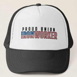 Serrurier des syndicats casquette