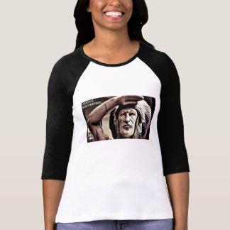 Serveuses de Jehova 3/4 T-shirt de base-ball de