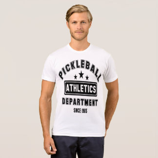 Service d'athlétisme de Pickleball T-shirt