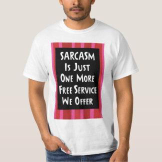service gratuit t-shirts