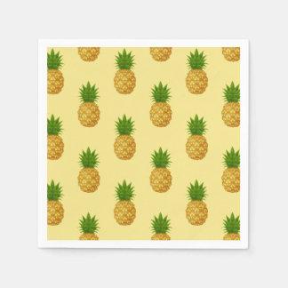 Serviette-Ananas de papier Serviette En Papier