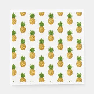 Serviette-Ananas de papier Serviettes En Papier