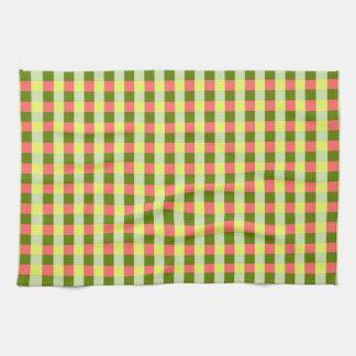 Serviette de cuisine de contrôle de pastèque serviette pour les mains