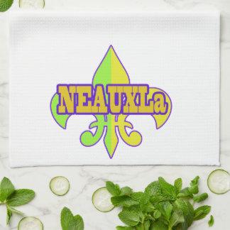 Serviette de cuisine de NEAUXLa Fleur de Lis