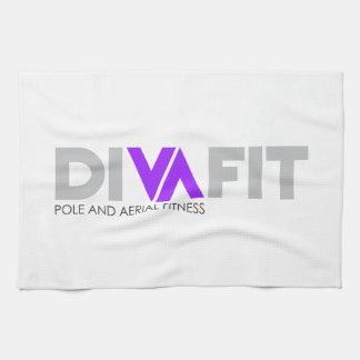 Serviette de DivaFit (lumière)