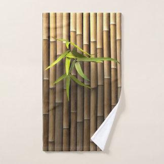 Serviette de main en bambou de mur