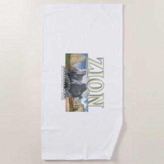 Serviette De Plage ABH Zion