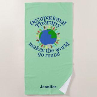 Cadeaux ergoth rapie t shirts art id es cadeaux - Faire tourner les serviettes ...