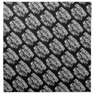 Serviette de tissu de KC-135 Stratotanker