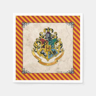 Serviette En Papier Anniversaire de Harry Potter | Hogwarts