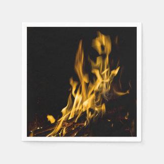 Serviette En Papier Art du feu