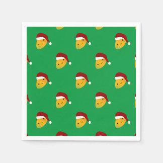 Serviette En Papier Mangue de Noël