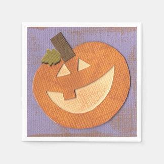 Serviette En Papier Partie de Halloween