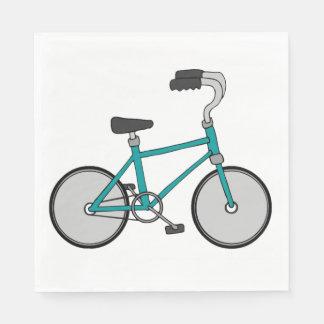 Serviette En Papier Serviettes de papier de bicyclette fraîche