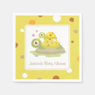 Serviette Jetable Approvisionnements mignons de partie de baby
