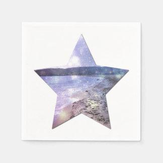 Serviette Jetable Hors des serviettes de papier de cette étoile du
