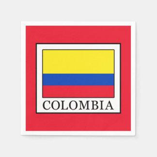 Serviette Jetable La Colombie
