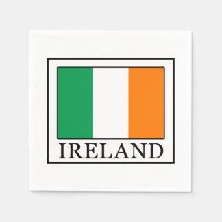 Serviette Jetable L'Irlande