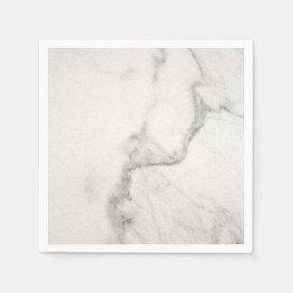 Serviette Jetable Serviette de marbre simple et parfaite