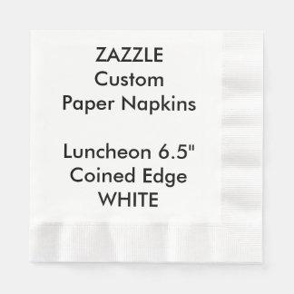 Serviette Jetable Serviettes de papier inventées par BLANC fait sur