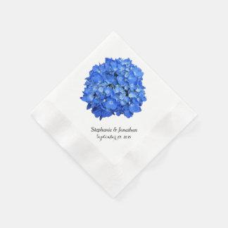 Serviettes de papier florales faites sur commande serviette en papier