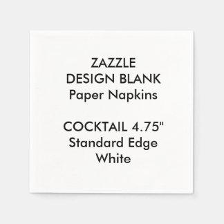Serviettes de papier personnalisées de petit serviette en papier
