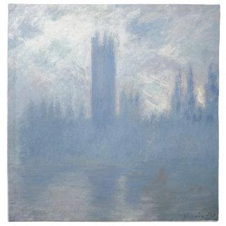 Serviettes De Table Claude Monet - Chambres d'art de Londres du