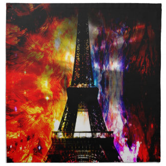 Serviettes De Table De hausse rêves parisiens encore